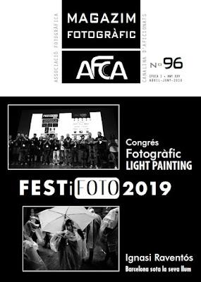 MAGAZIM FOTOGRÀFIC Nº96. Abril – Juny 2019.