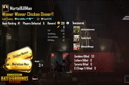How To Get Chicken Dinner In Zombie Mode In Pubg Mobile