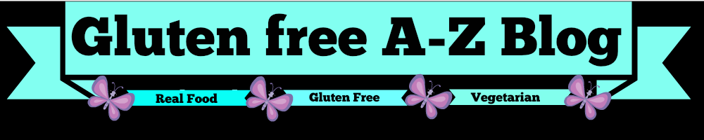 Gluten Free A-Z