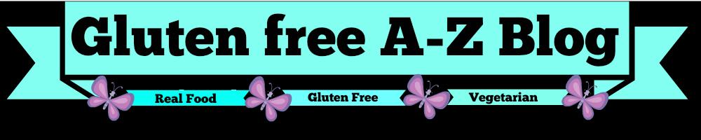 Gluten Free A-Z