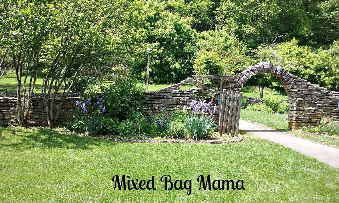 spring mill pioneer village garden