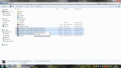 pada kesempatan yang indah ini admin ingin membagikan  sebuah tutorial untuk menggabungka Cara Menggabungkan File .RAR Yang Dipecah/ Part Menjadi Satu