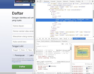 How to hack facebook account using html