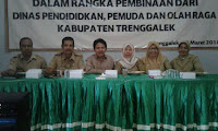 PKG Paud Unit Dikpora Kecamatan Trenggalek Di Karangsoko