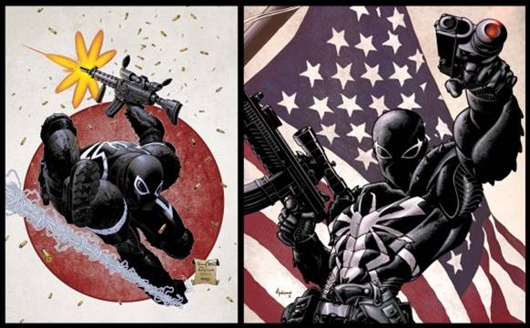 Sederetan Host Symbiote Venom Selain Eddie Brock