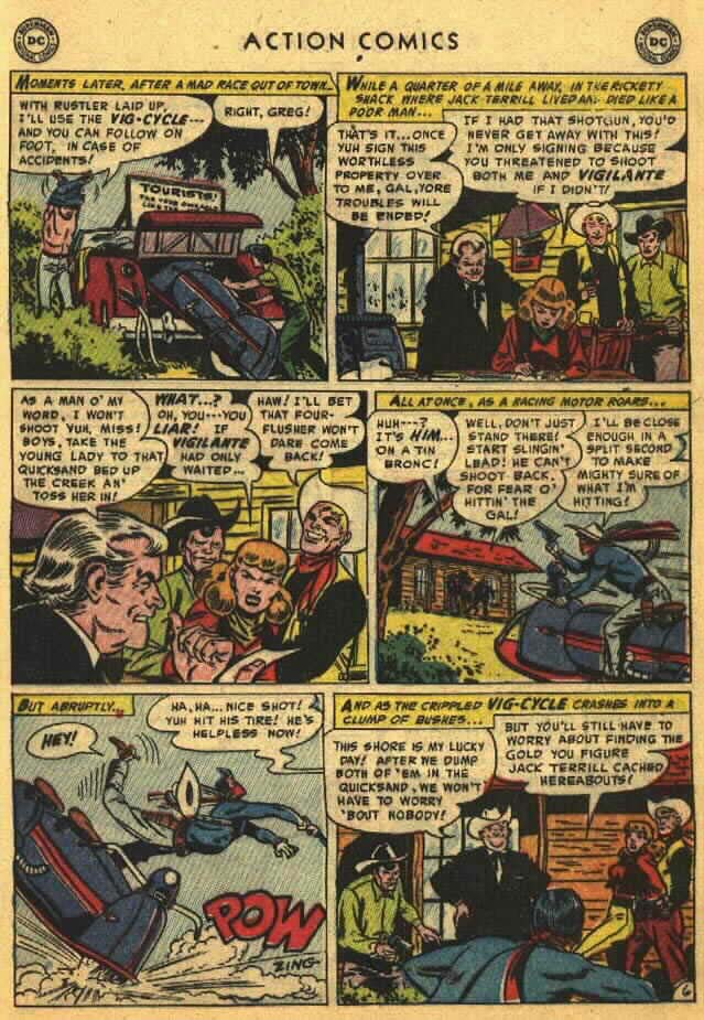 Action Comics (1938) 185 Page 38