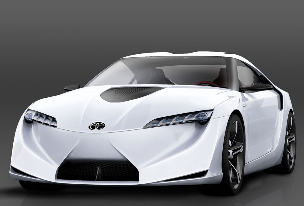 Sport Car Garage: Toyota Supra (2015