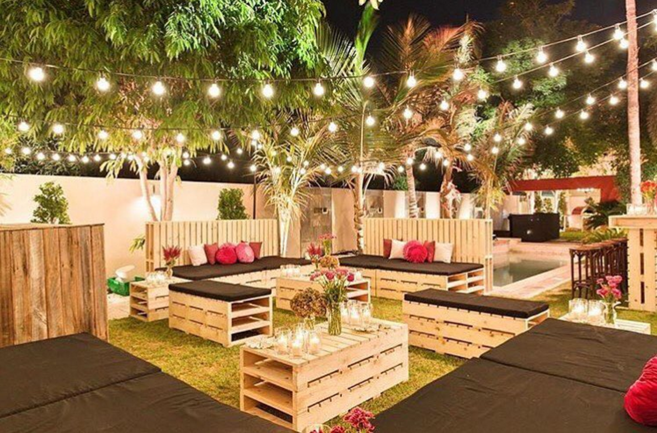 101 fiestas 15 ideas para una fiesta r stica con huacales for Fotos pinterest