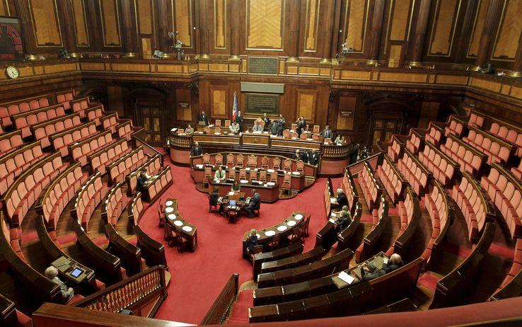 Pensare gratis tranquilli c 39 chi s 39 ridotto le for Email senatori italiani