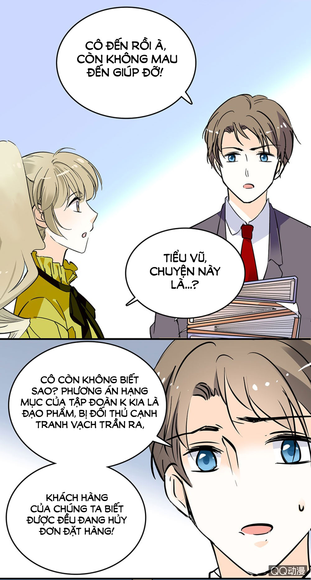 Tịch Nhan Hoa Nở Chỉ Vì Em_chap 23