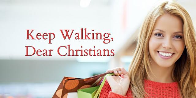 Practical Ways to Keep Your Walk With the Lord Energized - 2 John 1:6