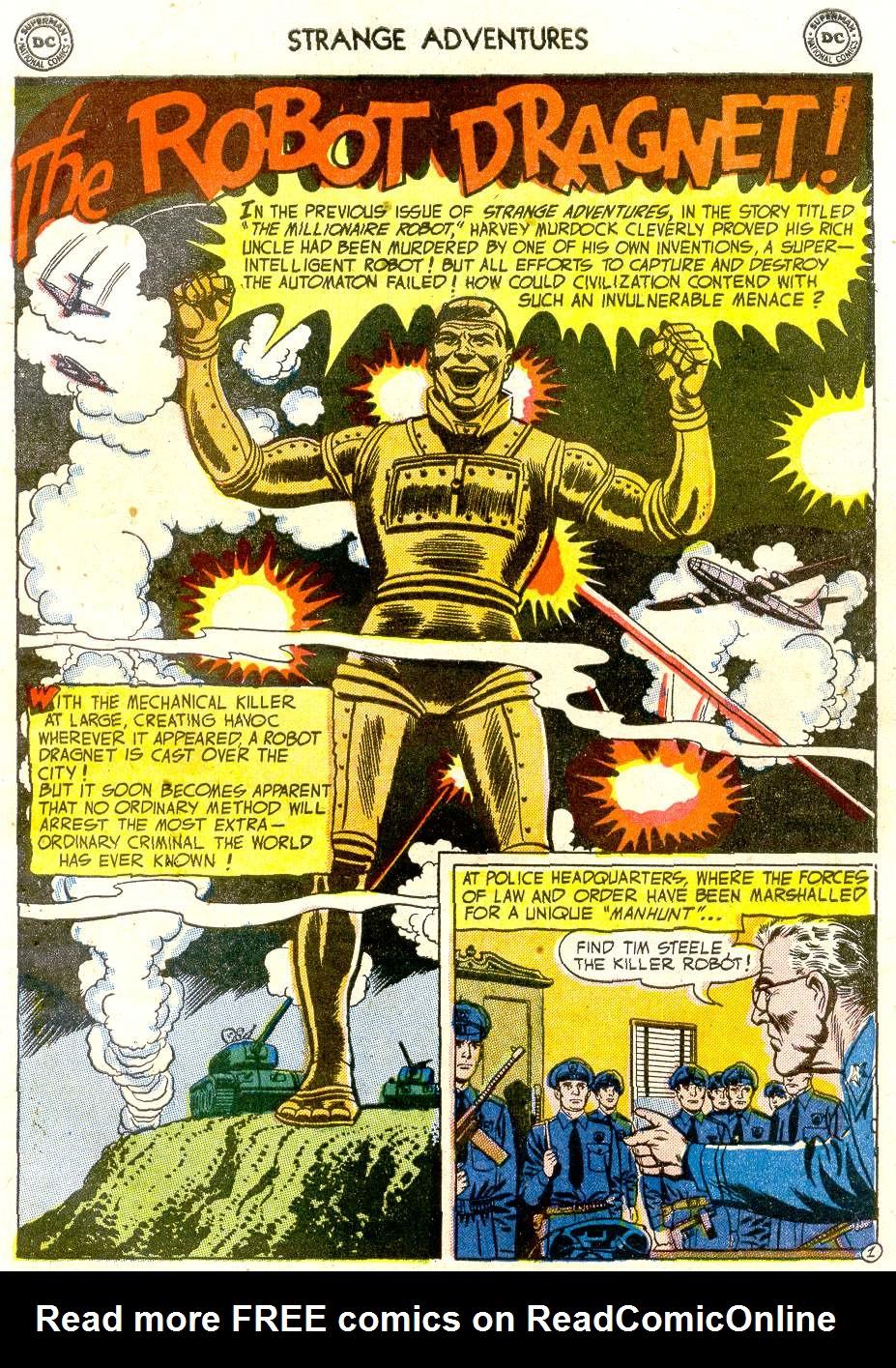 Strange Adventures (1950) issue 54 - Page 27
