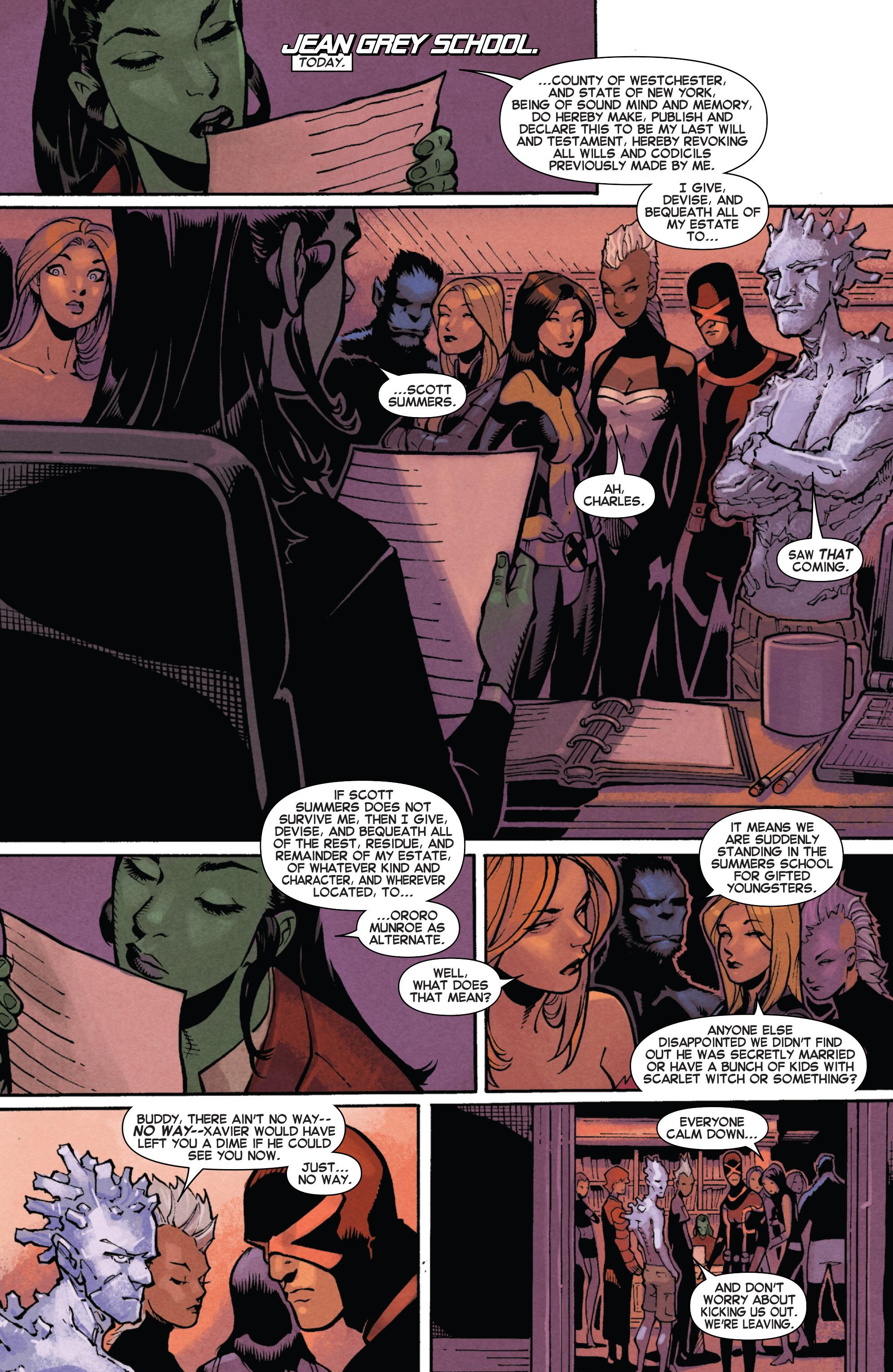 Read online Uncanny X-Men (2013) comic -  Issue #31 - 15