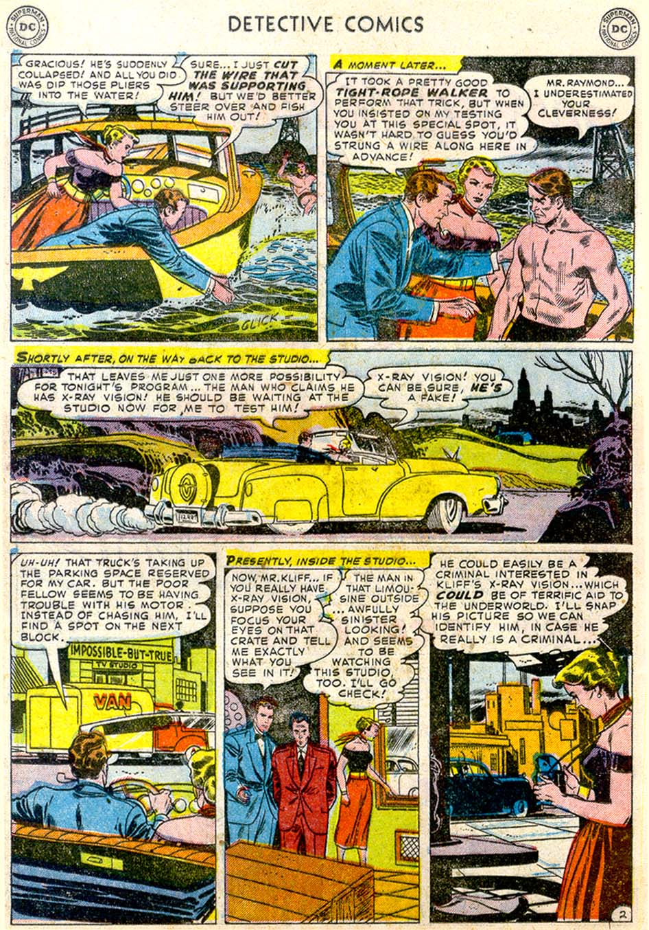 Read online Detective Comics (1937) comic -  Issue #178 - 16