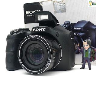 Kamera Prosumer Sony DSC-H200 Fullset