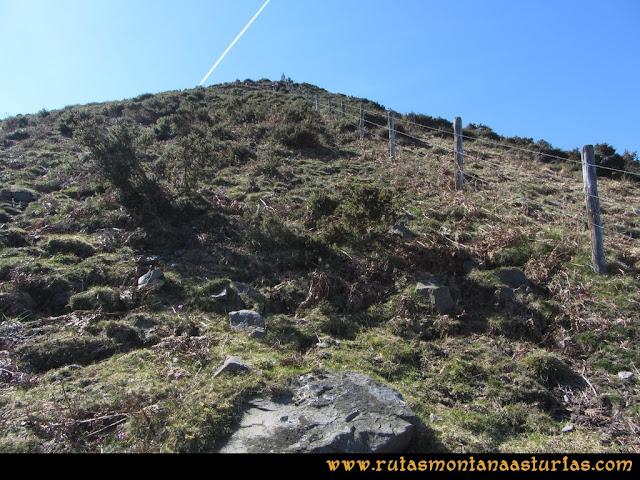 Ruta Linares, La Loral, Buey Muerto, Cuevallagar: Camino al Buey Muerto