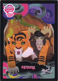 My Little Pony Chimera Series 3 Trading Card