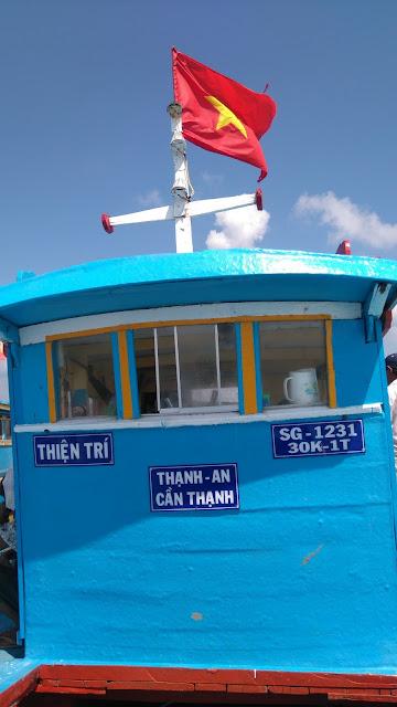 Chuyến tàu đi Thạnh An