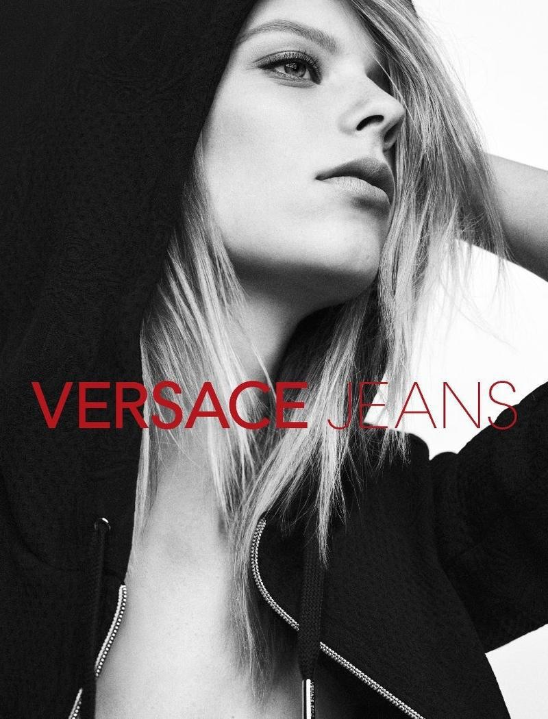 Versace Jeans Spring/Summer 2017 Campaign featuring Lexi Boling