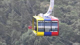 Precios para subir al Teleférico de Mérida