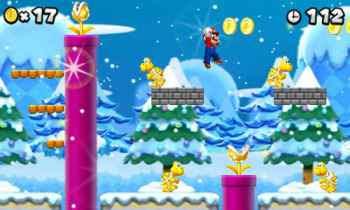 Super Mario Bros Compressed New PC Game