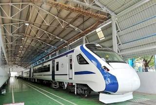 Train 18 Production put to halt