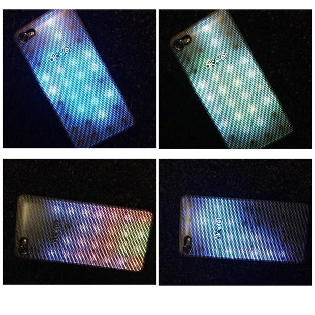 The Alcatel A5 LED Smart Phone