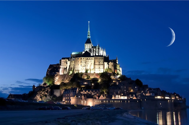 Mont Saint Michel e Normandia