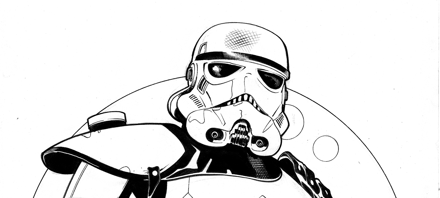 The Bombshellter: Star Wars #20 Cover