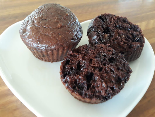 Chocolate-y Choc-Chip Cupcakes