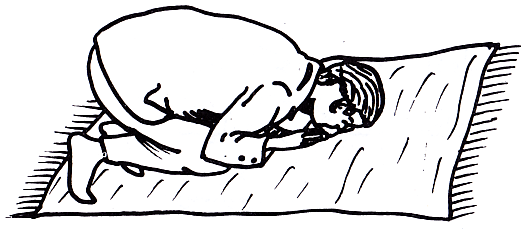 فوائد صحية للصلاة  بحث للسنة الثالثة اساسي