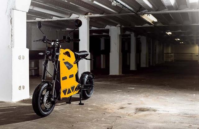 raker trayser electric bikes