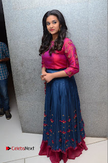 Actress Keerthi Suresh Stills at Remo Success Meet  0145.JPG