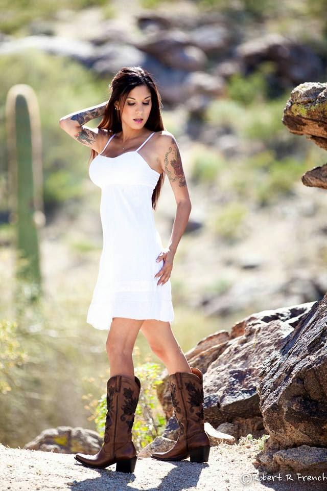 Emily Marie - Sexy Tattooed Girls-4341