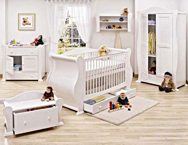 Desain Kamar Bayi Baru Lahir