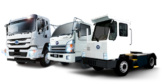 BYD Electric Trucks (Credit: planetsave.com) Click to Enlarge.