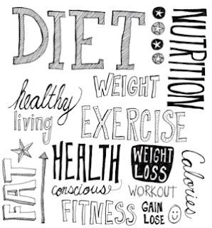 Plan diet terganggu di bulan Januari