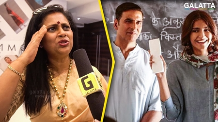 This is the first time that we have come to age – Lakshmi Ramakrishnan on Padman Movie   Akshay Kumar