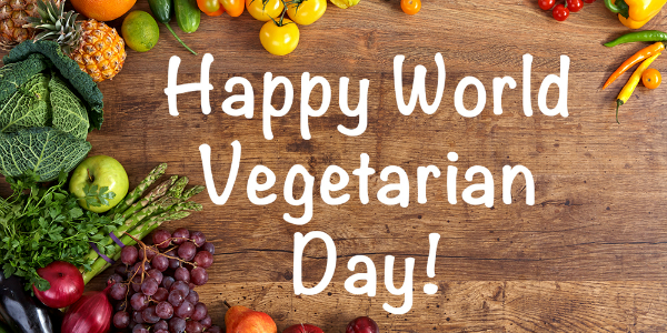 Learn about happy world vegetarian day 2017