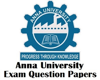 Anna University Distance Education Question Papers