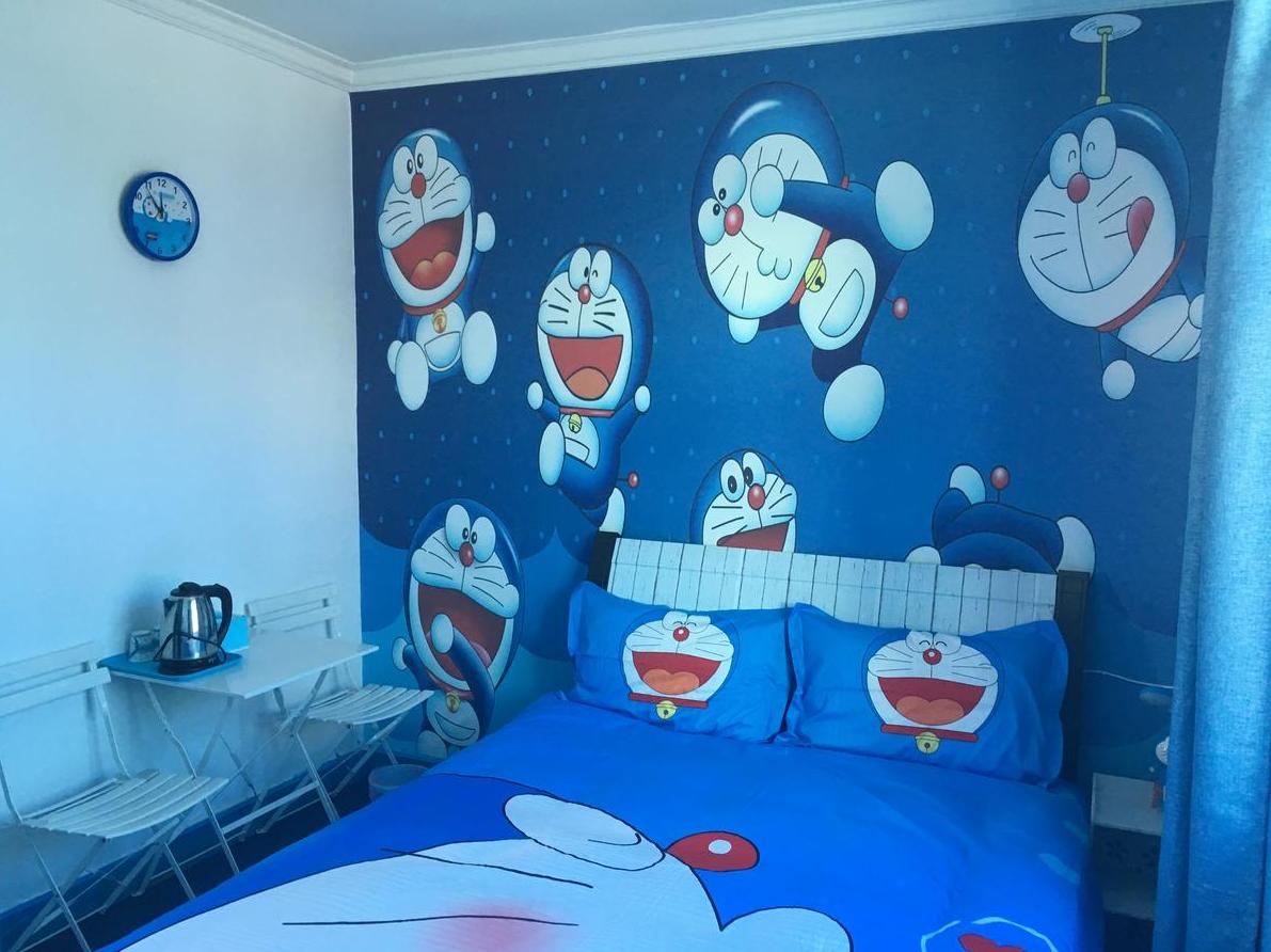 √ 28 dekorasi kamar doraemon sederhana paling kreatif dan unik