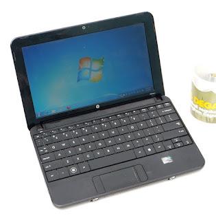 Jual Netbook Bekas HP Mini 110-1100