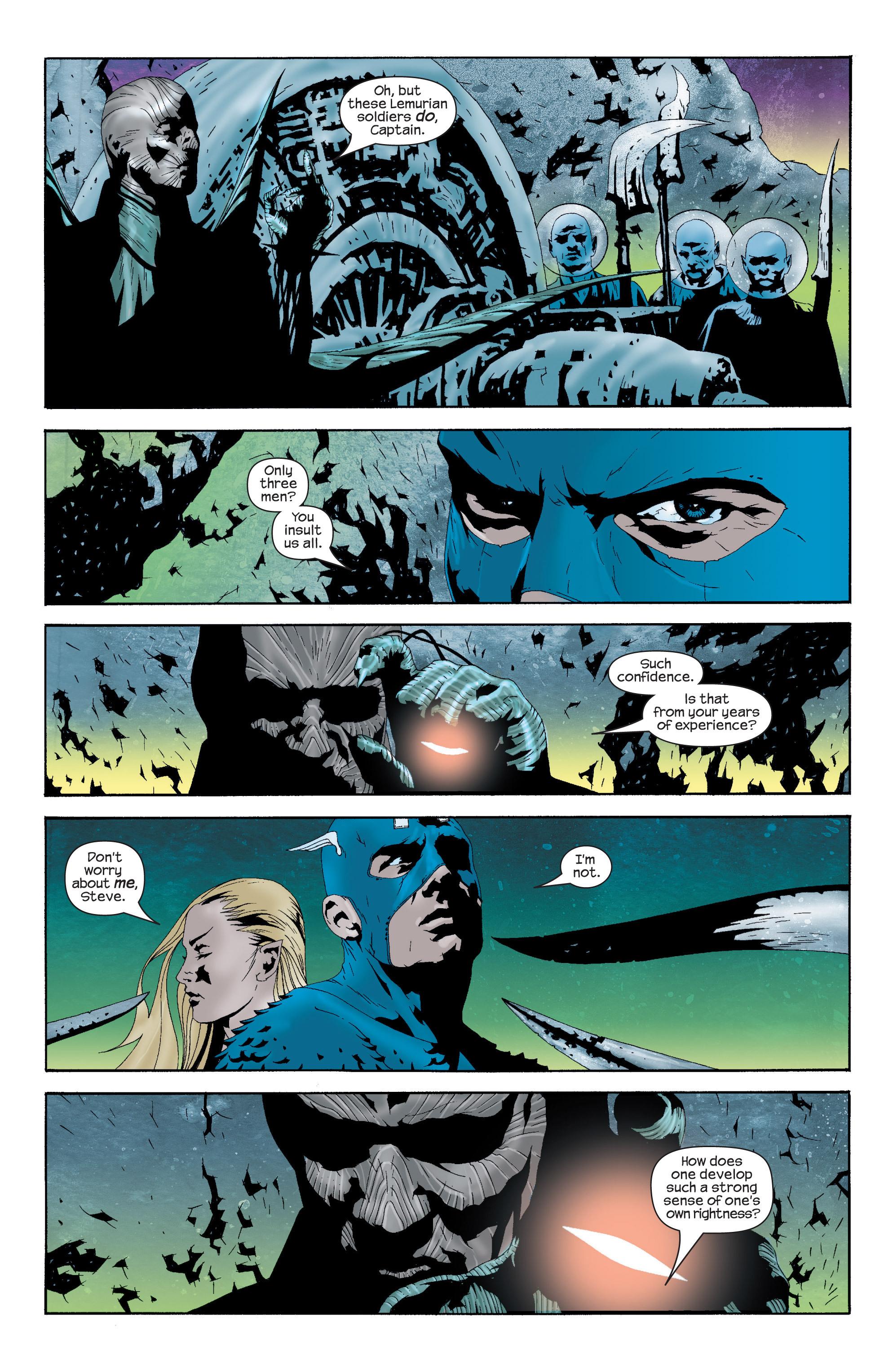 Captain America (2002) Issue #15 #16 - English 9