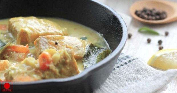 Fish Molee Recipe