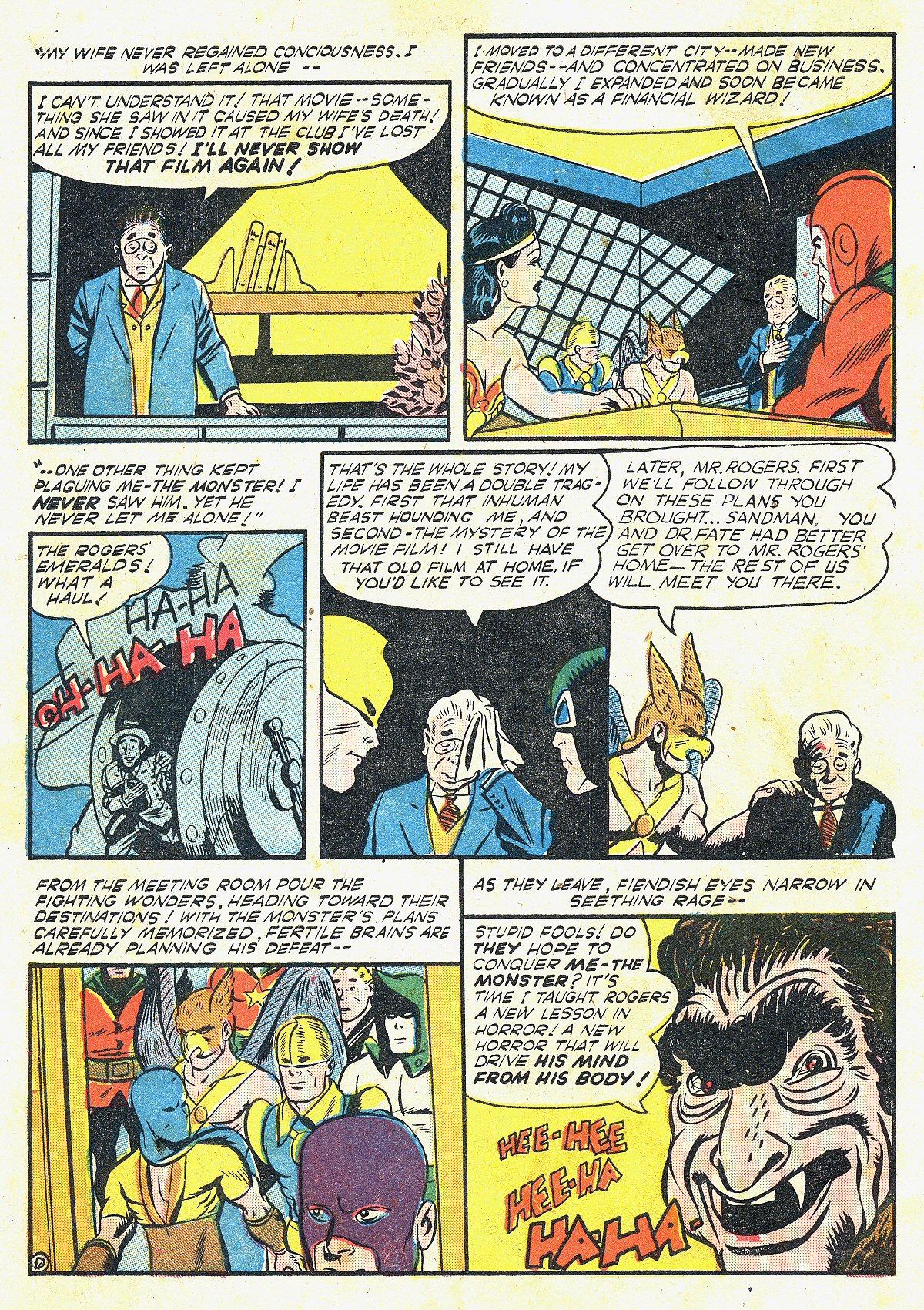 Read online All-Star Comics comic -  Issue #20 - 7