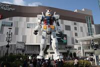 Odaiba Gundam - Salika Travel - 5D3N Explore Japan by ANA