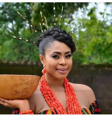 , Read Why This Charming Actress/Model Will Never Get A Tattoo, Latest Nigeria News, Daily Devotionals & Celebrity Gossips - Chidispalace