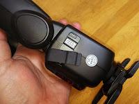 Godox V860ⅡC リチウムイオン・スピードライト ファームウェアの更新 USBポート