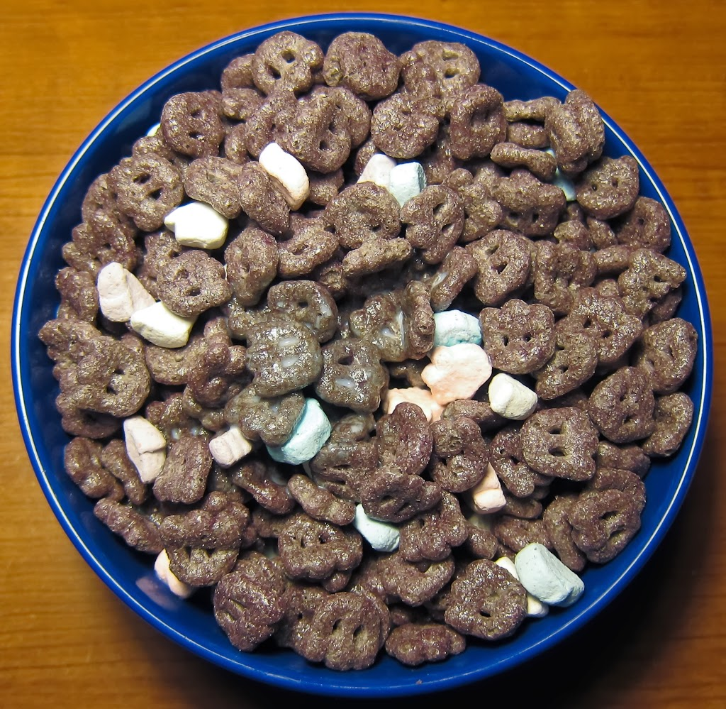 Monster Cereal Smackdown: Boo Berry