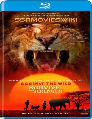 Against The Wild 2 (2016) Dual Audio Hindi 720p BluRay 1.1GB ESubs